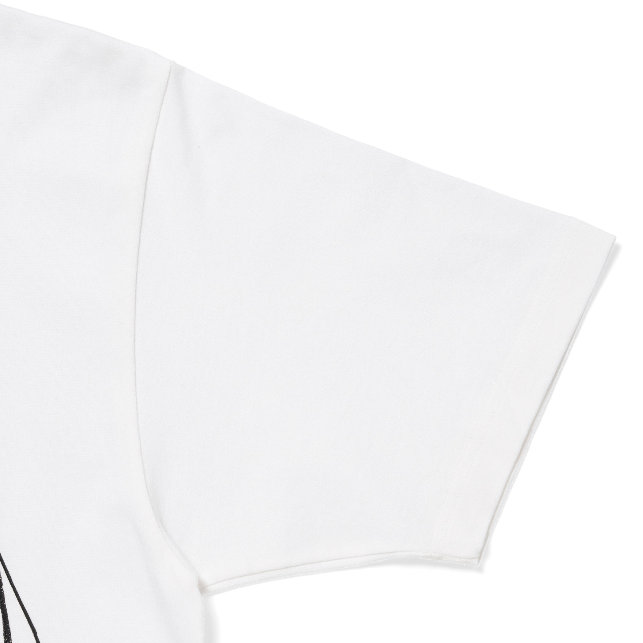 A paint Tee 詳細画像 White 3